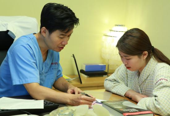 巴诺巴奇韩国吸脂术瘦脸重建瘦身自信完v吸脂瘦小腿的动态图图片