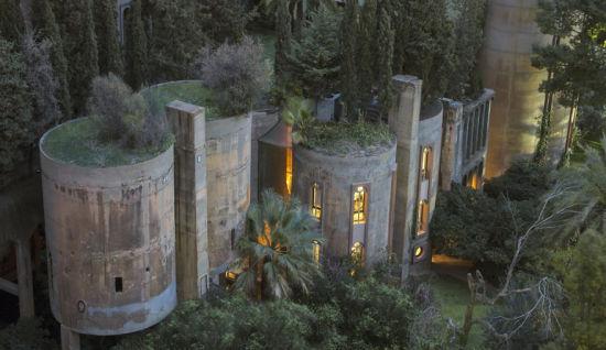 建筑物的外观。(图片来源:boredpanda)