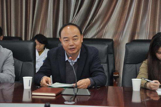 安徽省中医院院长杨文明