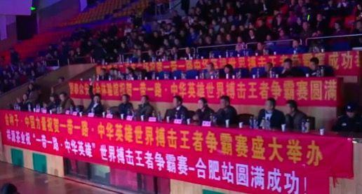 种子中国力量杯世界搏击步骤争霸赛(合肥站顺逛注册王者图片