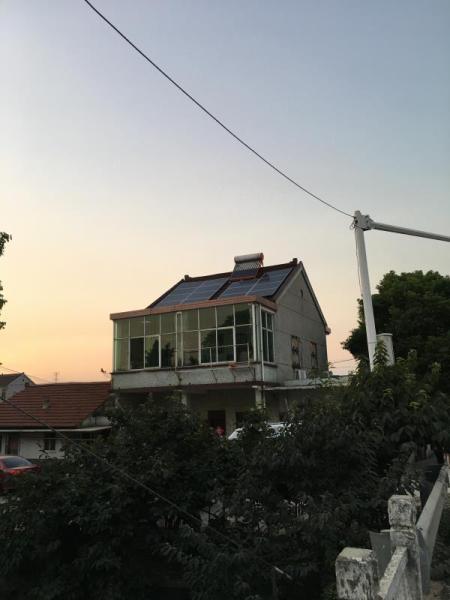 天蓝新能源:屋顶别闲置,让屋顶也赚钱,让蓝天更