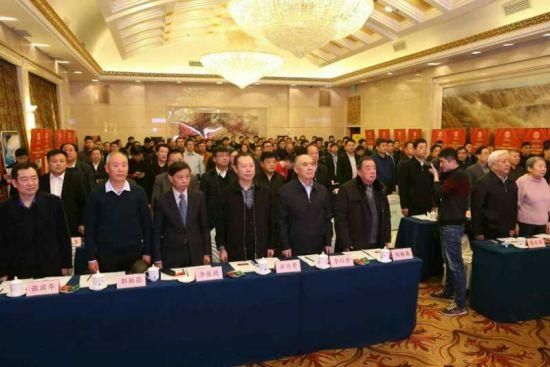 北京永城企业商会在京成立