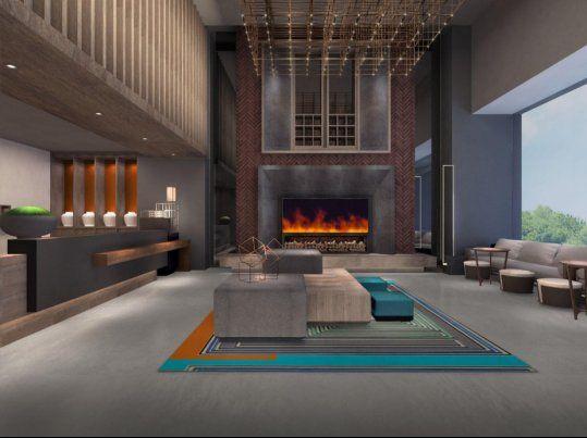 看了就想睡,走进杭州这家酒店颜值网红公寓助情趣株洲情超高图片