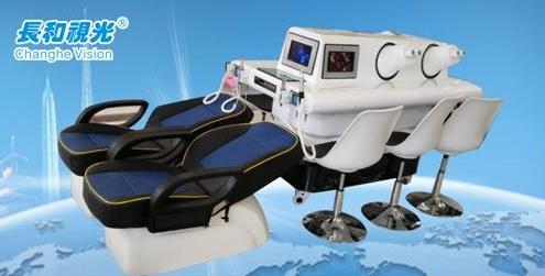 长和视光 科技助力青少年视力保健