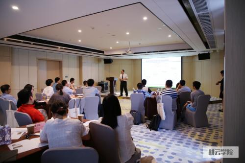 耕云学院组织苏州龙头企业走进华为、腾讯等,学习深圳科技创新