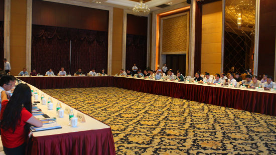 金意陶助力中国建姬岛留梨香筑卫生陶瓷协会第七届理事会