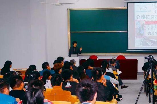 安徽工业大学工商学院的外籍教授,你不来了解