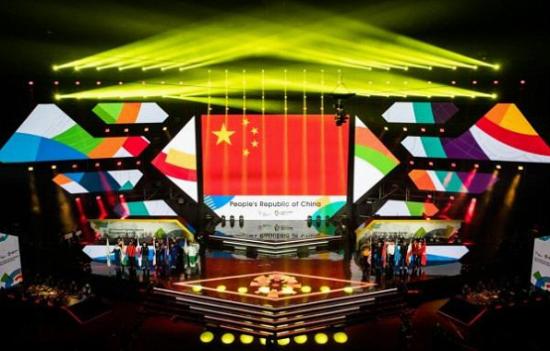 纽恩泰带你看亚运:第18届亚运会电竞比赛中国