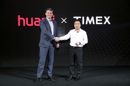 2018年12月,华米科技与美国天美时(TIMEX)达成全球市场渠道合作,从而进入美国市场。