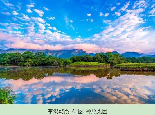 湖北神农架景区2019旅游推介会在上虞合肥举行
