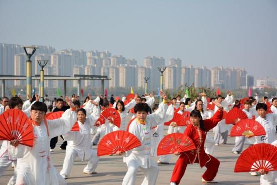 第九届文房四宝文化旅游节在宣城开幕