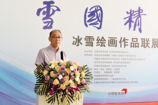 第六届安徽省文联主席吴雪