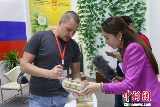 2017淮北食品工业博览会开幕 国内外近200家企业助阵