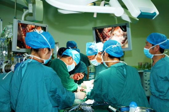 安徽首次成功开展器官捐献肺脏移植手术