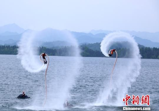 第七届大别山(六安)山水文化旅游节开幕
