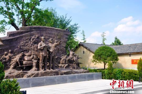 多家中央驻皖新闻单位聚焦安徽红色文化 重走红军之路