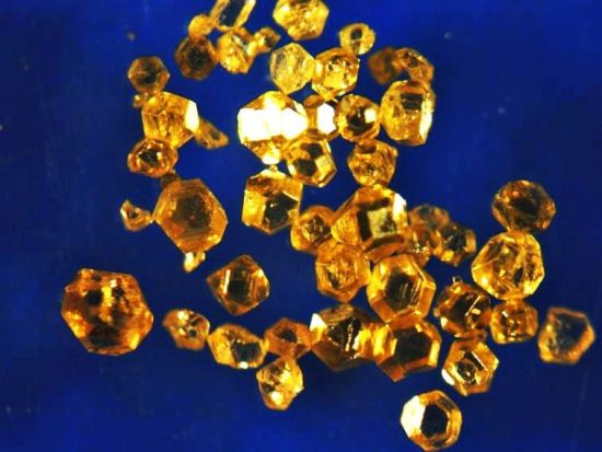 安徽首次发现金刚石矿资源