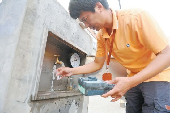 合肥水质监测升级