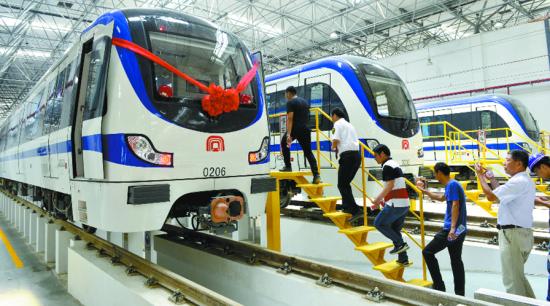 合肥轨交2号线启动空载试运行 为期3个月