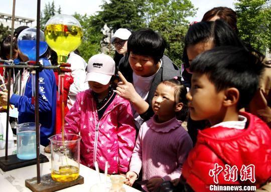 安徽高校举办农耕文化节