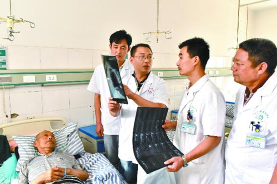 安徽省66个县市区试点县域医共体