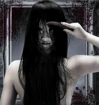 精灵凌晨表情梳头女客厅吓晕摔伤入院_中新社雇主公主保姆包可爱图片