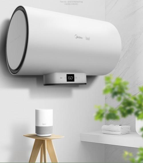 热水器如何选美的V3云朵热水器更懂你!
