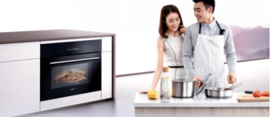 老板电器蒸箱:加5℃更鲜美,入秋饮食健康又养生