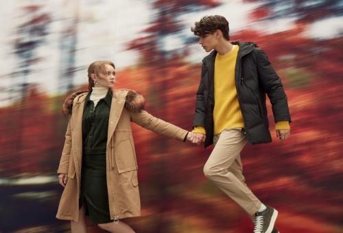 2018雅鹿羽绒服新品上市专注与品质尽在不言中