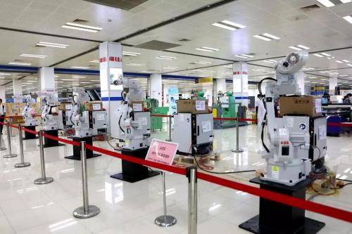 昆山产业科创之城新亮点:赛格机器人智能科创城