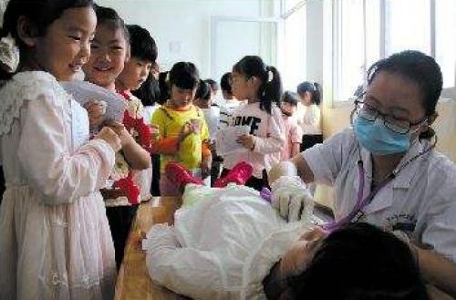 国际儿童日关注儿童保健 身高管理助儿童健康长高