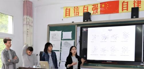 两河口:土家盐道古村的再生国际研学营在地研究工作结束