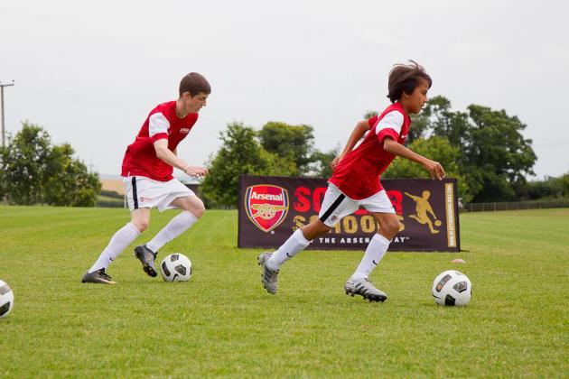 2019夏天最值得体验的顶级足球夏令营 | 欧足营邀请你加入!