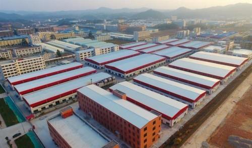 快走能减肥吗,江西定南:最多跑一次的实践样本 助力打造中国新材料科创高地