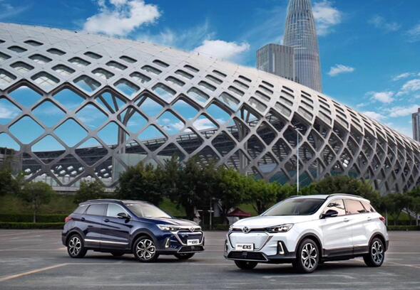 教师节,推荐一款最符合老师气质的纯电SUV——北汽新能源EX5