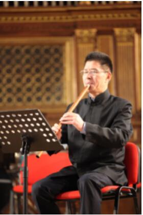 中国竹笛乐团罗马奏响东方天籁笛