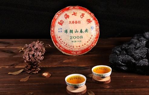 一壶好茶一种人生,老班章母树茶